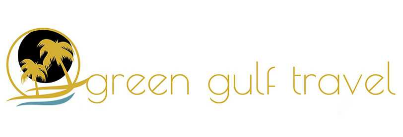 green gulf travel marka patent logo